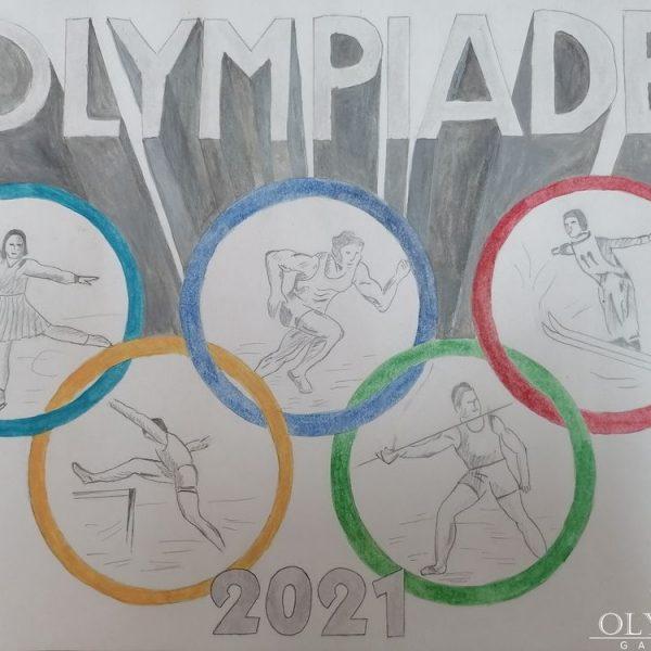 «Олимпиада 2021», Иночкина Анастасия, 15 лет, Прудсковская СШ Мозырского района