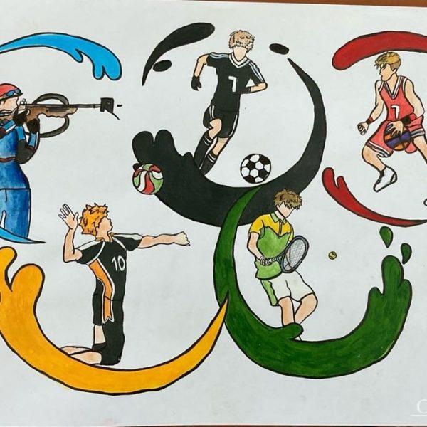 Олимпиадное движение – престиж и здоровье нации, Малащенко Дарья, 15 лет, СШ№1 г.Мозырь