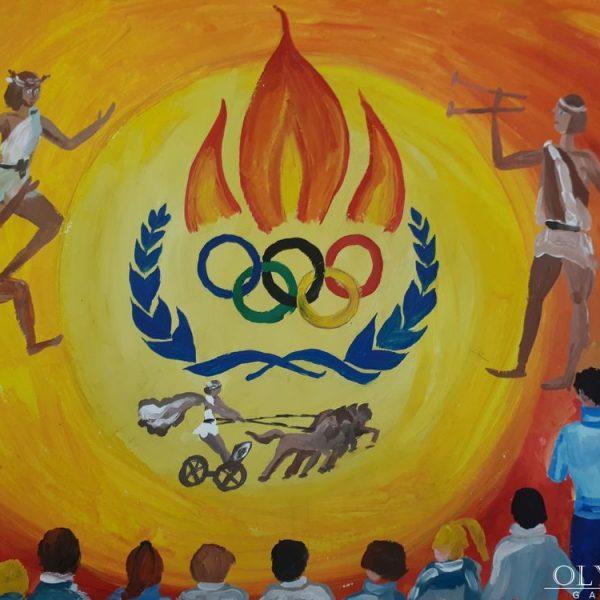 «Я не погас лишь потому, что целый мир хотел увидеть праздник» Сибагатуллина Ульяна, 12 лет Новополоцк, «СШ №14»