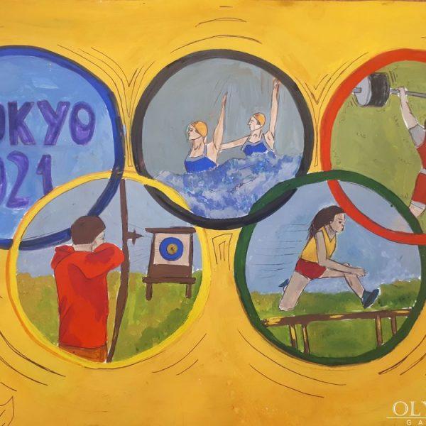 «Летние Олимпийские игры» Сидорова Наталья, 14 лет Новополоцк, «СШ №14»