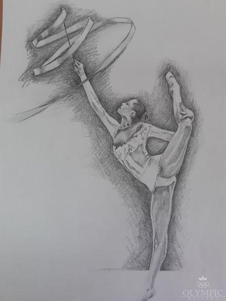 Божественная грация, Путикова Мария, 11 лет, ГУО СШ№37, г.Могилев