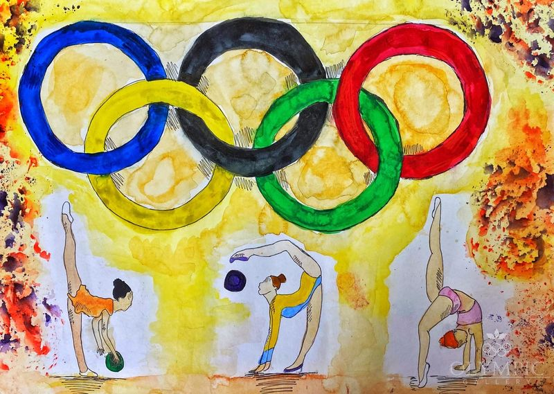 Гимнастика - грация спорта, Лашкова Дарья, 11 лет, ГУО СШ№25, г.Могилёв