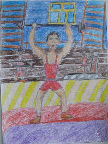 Готовлюсь стать чемпионом, Зонтов Вадим, 9 лет, ГУО СШ №2, г. Могилёв