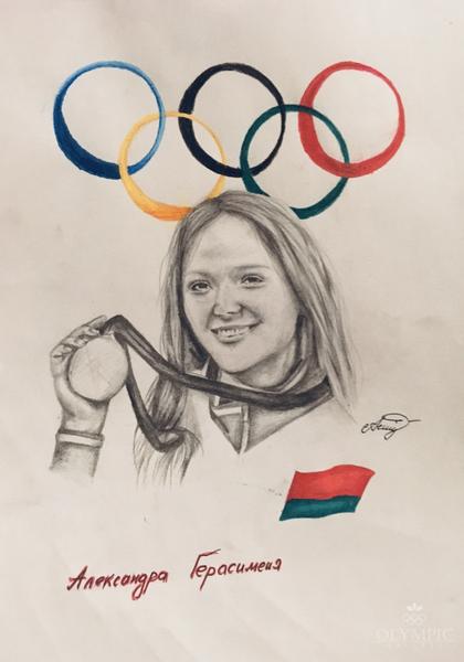 Грудинова Елизавета, 15 лет, СШ№27, г.Могилев