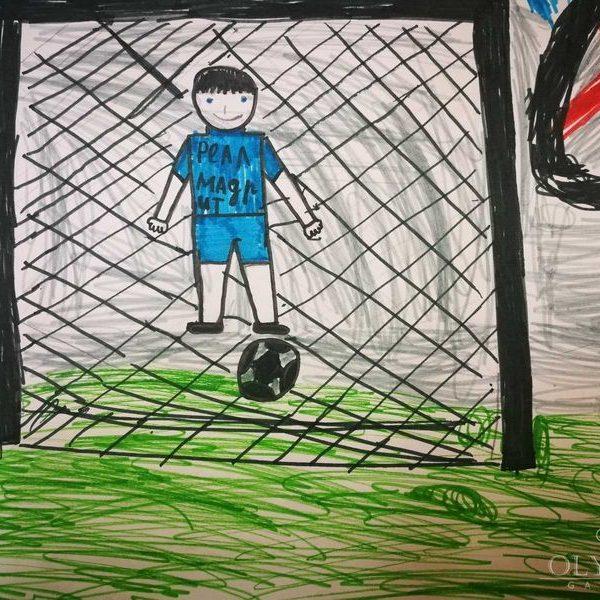 « Мой выбор-спорт», Гостинщиков Никита, 7 лет, ГУО СШ№7, г.Могилев