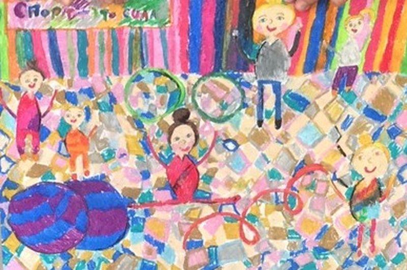На пути к успеху, Ревуцкая Дарья, 11 лет, ГУО Мозырский центр творчества детей и молодёж