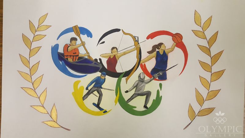 «Олимпийское единство», Ковалева Анастасия, 15 лет, УО Могилевский государственный технологический колледж