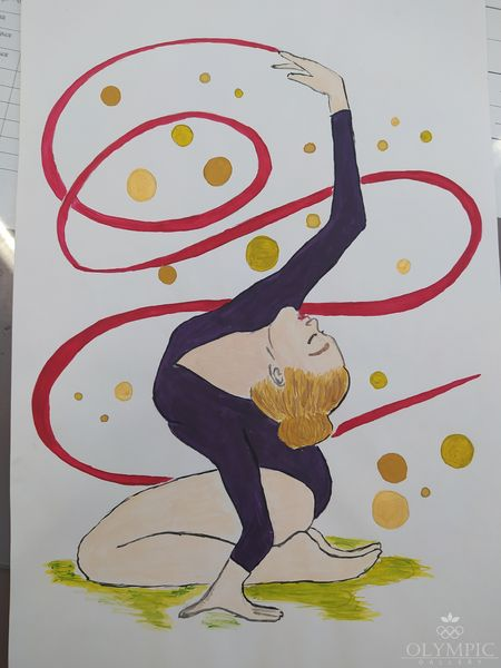 Художественная гимнастика-моë начинание, Назаренко Руслана, 10 лет, ГУО Тобульская СШ Пинского района