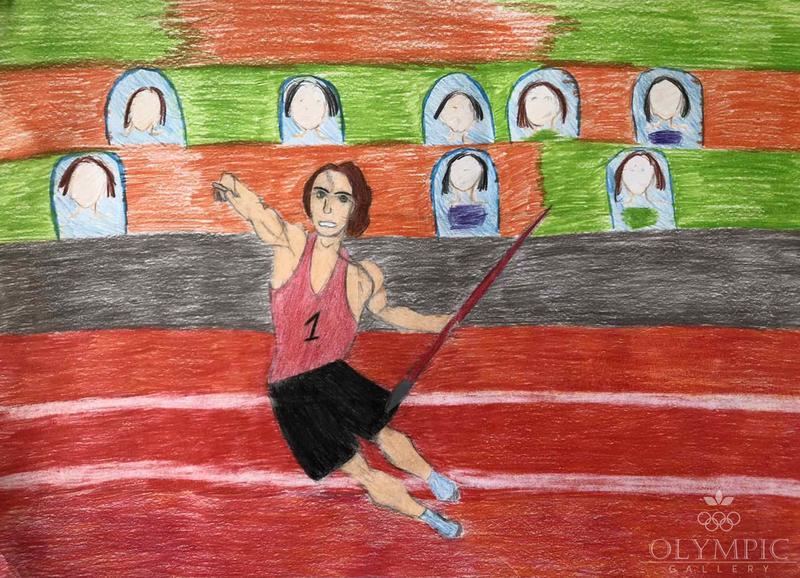 «Шаг к победе», Хотько Дарья, 15 лет, ГУО СШ№154, г.Минск