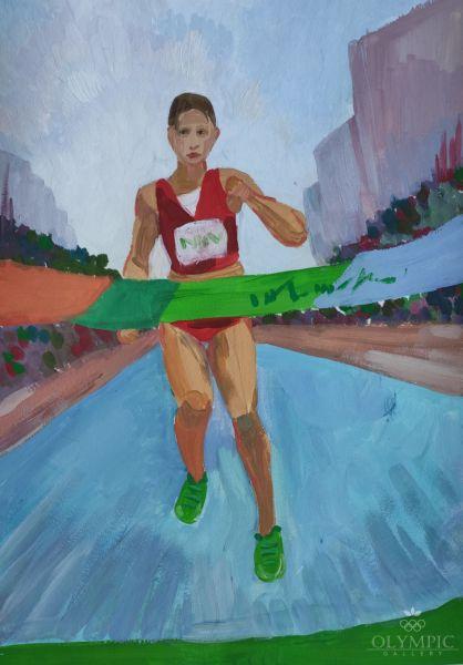 Герой спорта, Морозова Дарья, 15 лет, ГУО Центр творчества детей и молодёжи Железнодорожного района г Гомель