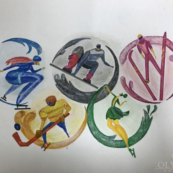 Дух Олимпийских игр, Гогиладзе Тимур, 15 лет, ГУО Гимназия г.Иваново