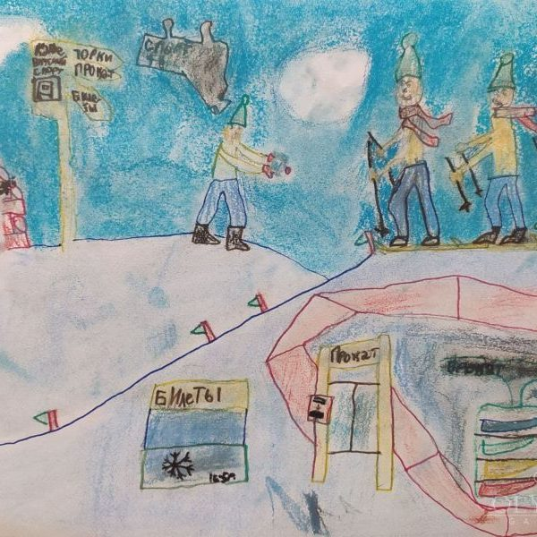 Кузьминич Михаил, 8 лет, Семейная студия Lemari, г.Минск