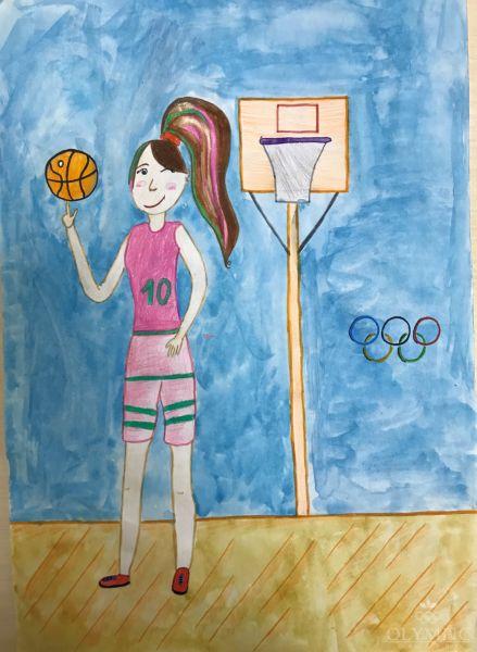 Моя мечта, Мышковская Варвара, 7 лет, ГУО СШ №43, г.Гомель