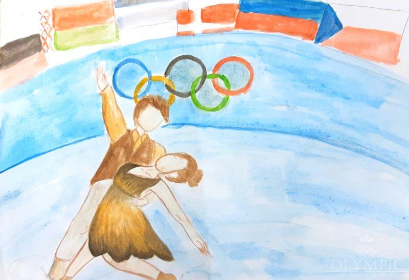 Олимпийские надежды, Хворостова Мария, 13 лет, ГУО СШ №37, г.Могилёв