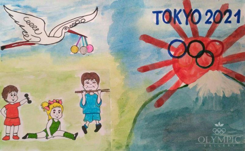 От малых побед к олимпийскому пьедесталу, Пачкай Валерия, 6 лет, ГУО СШ №1, г.Осиповичи
