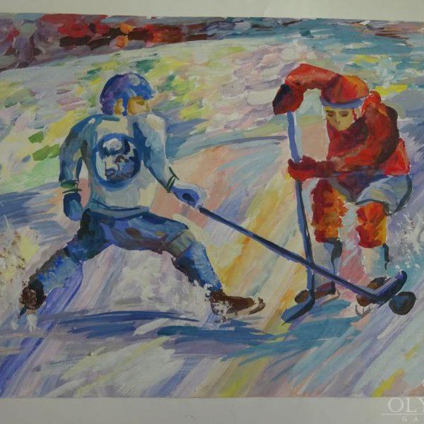 Противостояние, Бабок Ксения, 13 лет, гуо сш №200, г.Минск