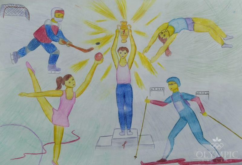 Спорт - это жизнь, Худоярова Диана, 13 лет, ГУО Головинская СШ, д.Берёзки