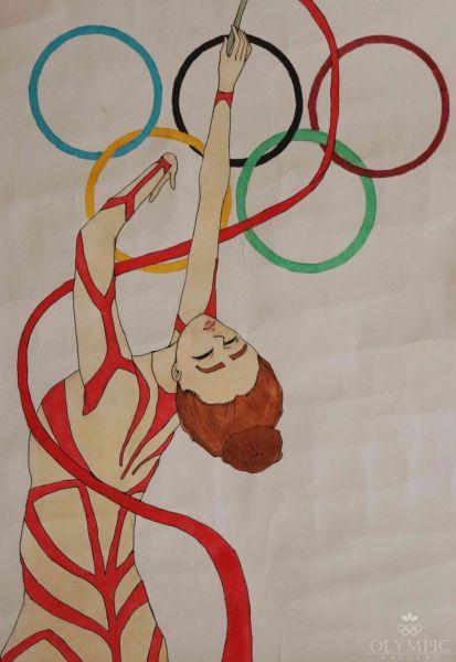 Стремление к победе, Левшунова Алеся, 13 лет, ГУО Гимназия г.Житковичи им. А.А. Лихоты