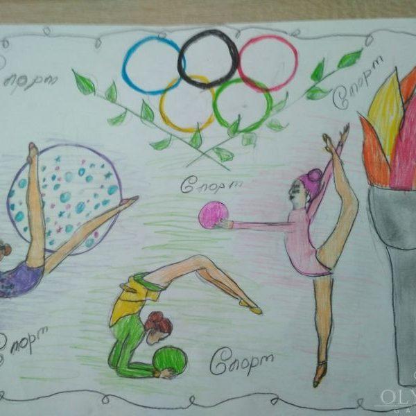 Я выбираю спорт, Кравчук Мария, 11 лет, ГУО СШ№2, г.Дрогичин