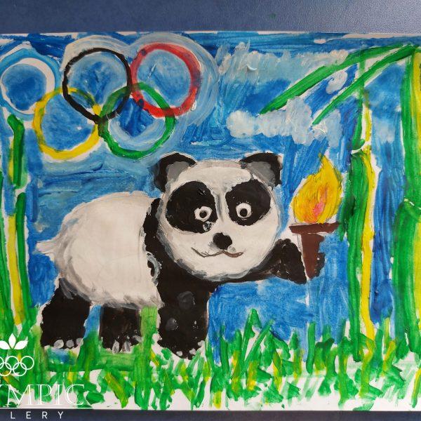 Все спортсмены в гости к нам, Кулеш Мария, 6 лет_result