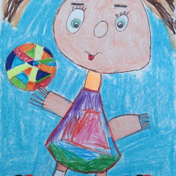 Я гимнасткой стать хочу, Таратушкина София, 4 года, ГУО Ясли-сад № 73 г. Могилёва_result